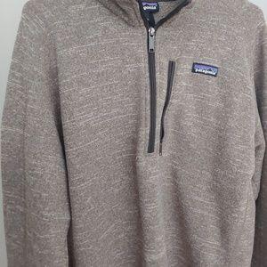 Patagonia Better Sweater 1/4 zip Men's XL